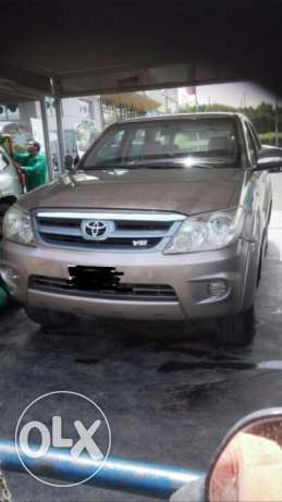 Toyoto fortuner for sale