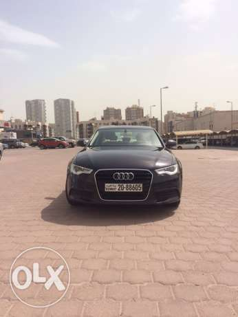 audi A6 for sale due to relocation