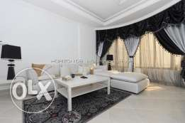 Sea view 2 bdr furnished apartment in Mangaf