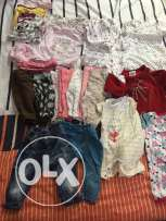 Baby used clothes carter, next, mothercare, baby k, hm etc 0-3 n 3-6