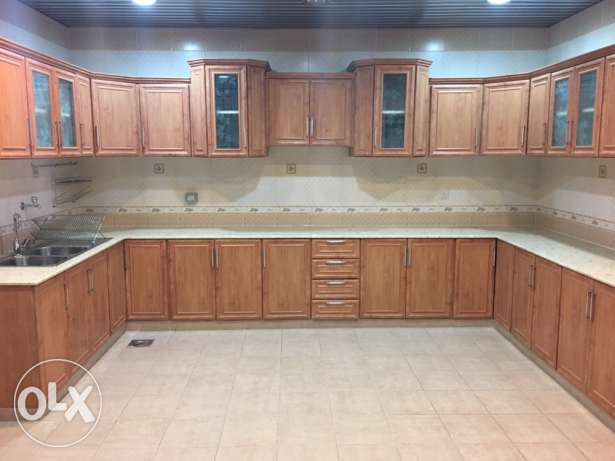 amazing 3 bedrooms in fully ground floor with yard in Mangaf