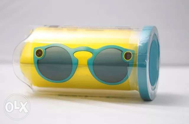 Snapchat spectacles - brand new/sealed - teal
