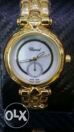 Chopard SWISS MADE ! Branded latest watch