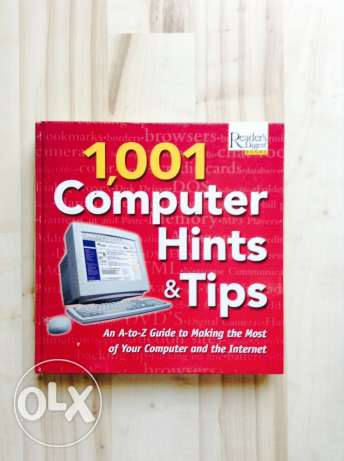 1001 Computer hints and tips