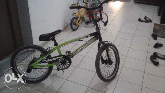Bmx cycle for sale (used)
