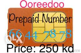 Prepaid Numbers for sale