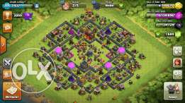 clash of clans th 10 semi max