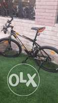 Selling mountain bike