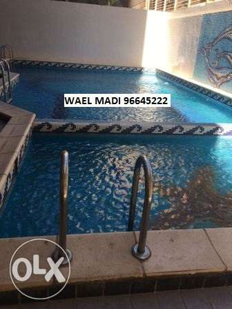 Unfurnished 2 master bedrooms Apartment in Alshaab Albahari