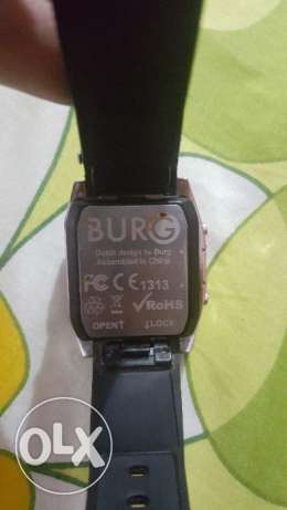 Smart Mobile watch with Camera and internet.