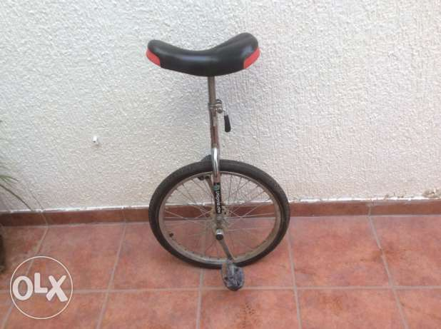 Unicycle and Scooter