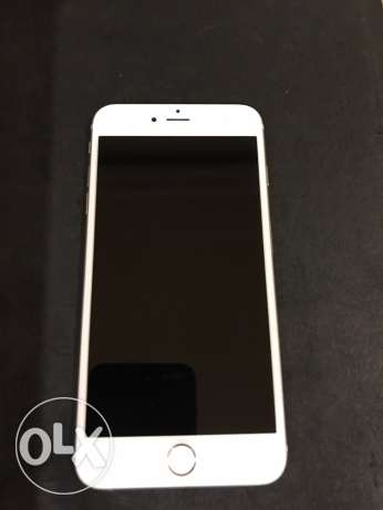 i phone 6s plus 16 Gb silver