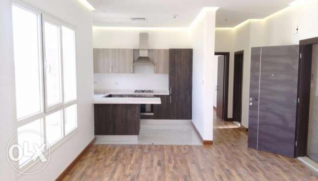 Sea View unfurnished Apartment for rent in Salmiya, KD 550.