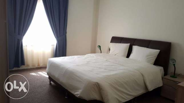 Fully furnished 3 bedroom apartment in Salwa سلوى -  2
