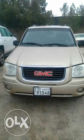 GMC ENVOY model 2007