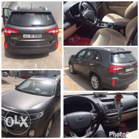 KIA Sorento - Metallic Grey