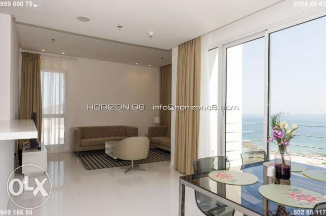 Fantastic new furnished 2 or 3 bdr apt in Salmiya