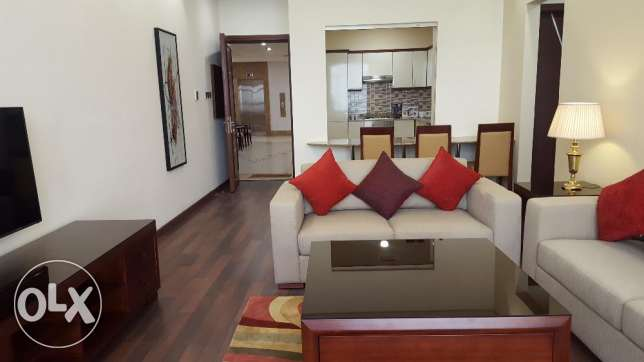 2 BR Furnished ( Bneid Al Gar )