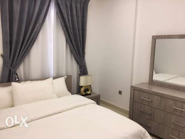 fully furnished 2 bedroom apartment for rent. مهبولة -  2