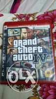 GTA 4 game For PS3