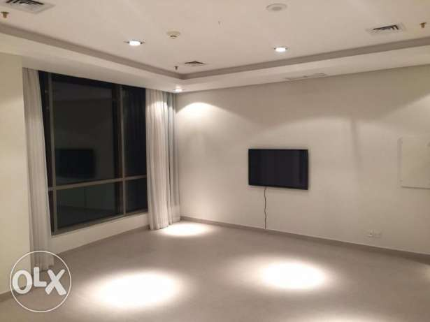 Big 2 bedroom unfurnished apartment wth gym and pool KD 475 , Shaab
