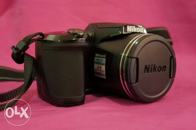 NIKON Coolpix L840 16MP Digital Camera WITH 38X ZOOM RANGE
