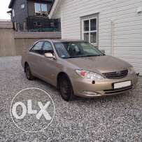 I get rid of my Camry 2002