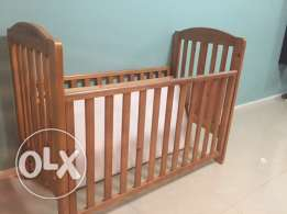 Very less used Baby cot