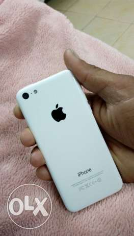 New condition my I phone 5c