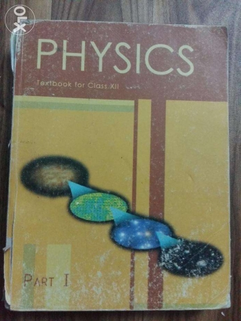 NCERT class 12th physics part 1&2 for 3 kd