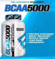 Evlution Nutrition BCAA # 240 Capsules