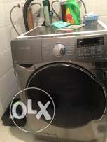 Samsung washer + dryer for sale