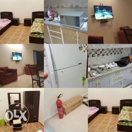 Villa For Rent Three floors and Basement Seven apartments Each apartm