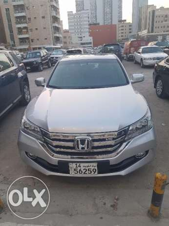 Honda accord 2016 ex-sports v6