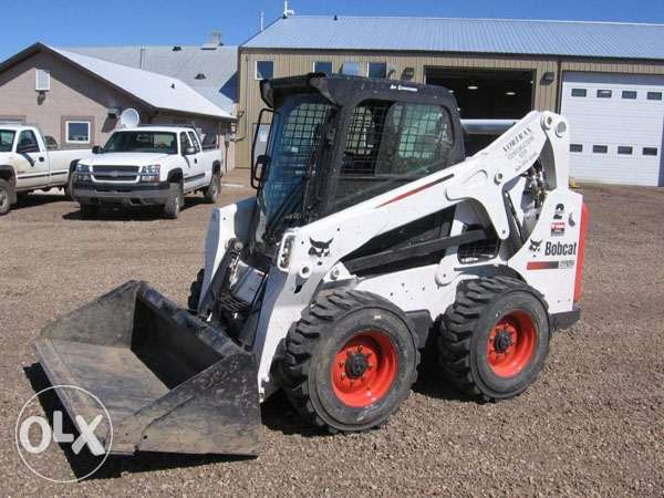 Looking For BobCat Driver