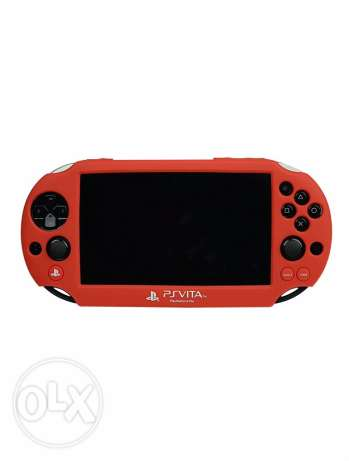 Silicone cover for PS VITA slim (reduced price)
