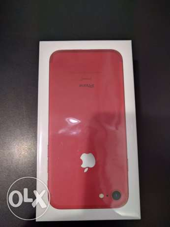 iphone 7 red 256 GB brand new