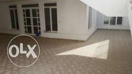 Bayan brand new bright villa duplex 6 bedrooms with terrace.