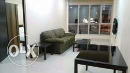 Brand new 1 bedroom furnished apartment for rent in Salmiya , Kd 375