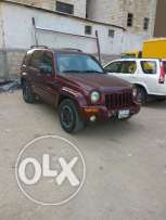 Liberty Jeep for sale (KD 350)