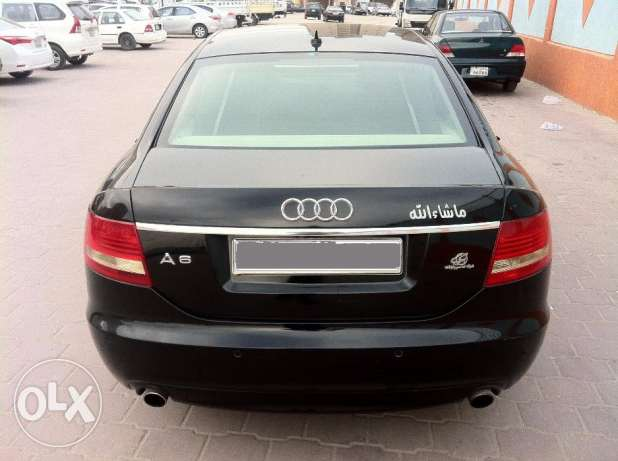 Audi A6 with excellent condetion