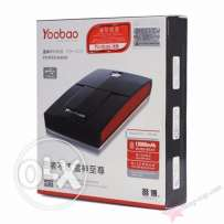 Yoobao Power Bank 13,000mAh - FREE DELIVERY