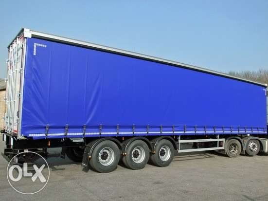new curtain sides trailer for sale