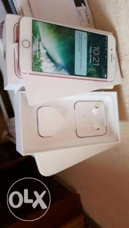 Apple iPhone 7 Plus - 32GB - Rose Gold (Sprint) Smartphone