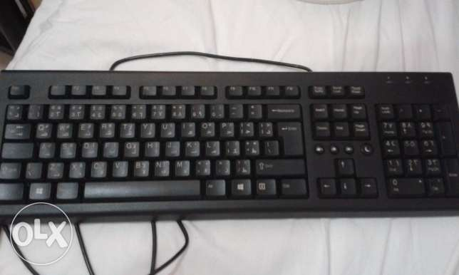 Hp - USB Keyboard . GERMANY