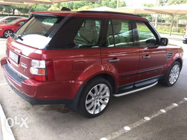 rang Rover sport super charge بيان -  2