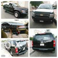 Chevrolet Tahoe LT - 2008 Black