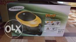 Samsung Bagless Vaccum Cleaner For Sale