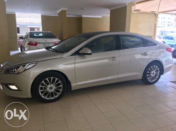 Hyundai Sonata 2015 with good condition