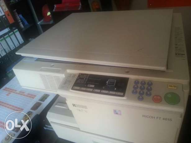 RICOH photo copy machine for sale